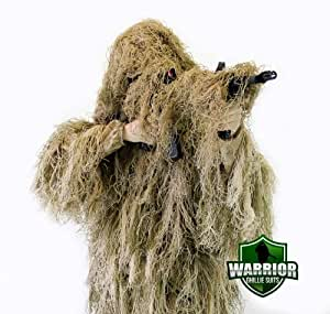 Warrior Ghillie Suit (Field Grass, M/L)