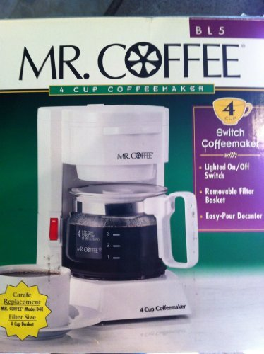 Mr Coffee Coffeemaker BL5