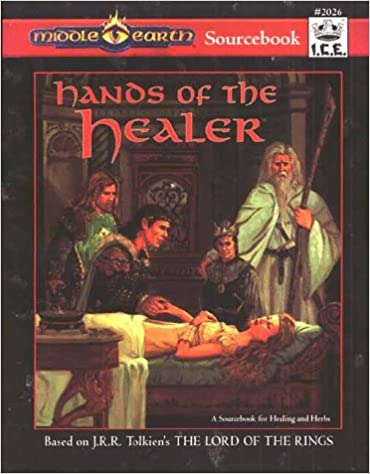 Hands of the Healer (Middle Earth Role Playing/MERP #2026)