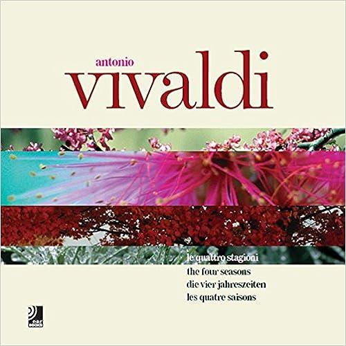 ??PORTABLE?? Vivaldi: The Four Seasons (Book & 4-CD Set). Asuncion Grade protein ccMixter mapping Precio General Micron