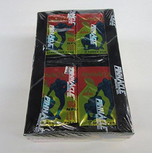 1994 Pinnacle Football Jumbo Box (Retail)