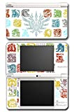 Monster Hunter 4 Ultimate Generations Stories Video Game Vinyl Decal Skin Sticker Cover for Nintendo DSi XL System