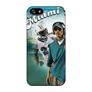 Excellent Design Miami Dolphins For SamSung Note 4 Phone Case Cover Premium PC Case