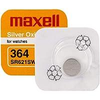 O SR60 o 364 SR621SW pila botón para reloj oxde D 'plata