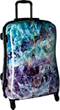 Heys America Unisex Quartz 26'' Spinner Purple Luggage