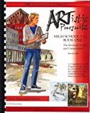 ARTistic Pursuits, High School 9-12, Book One, Brenda Ellis, 1939394082