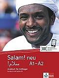 Salam! neu A1-A2: Arabisch für Anfänger. Kursbuch mit Audio-CD