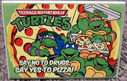 TMNT Teenage Mutant Ninja Turtles Pizza 2x3 Fridge Locker MAGNET; TMNT Teenage Mutant Ninja Turtles Pizza 2x3 Fridge Locker MAGNET; TMNT Teenage Mutant Ninja Turtles Pizza 2x3 Fridge Locker MAGNET (Pizza Fridge Magnet compare prices)