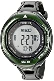 Seiko Men's SBEB005 Prospex Stainless Steel Watch with Black Band