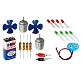 electronics 20 items loose parts materials Science Project kit