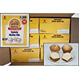Gold Medal Variety Muffin Mix 6 Case 5 Pound