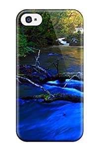 Top Quality Rugged River Case Cover For Iphone 4/4s