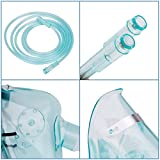 3 Packs - Adult Europe Standard Oxygen Mask with