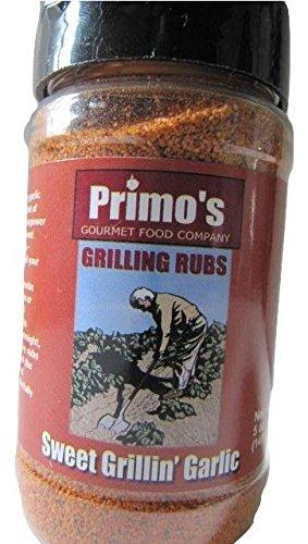 Primo's Gourmet Food Sweet Grillin' Garlic