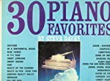 [LP Record] 30 Piano Favorites by Steve Davey