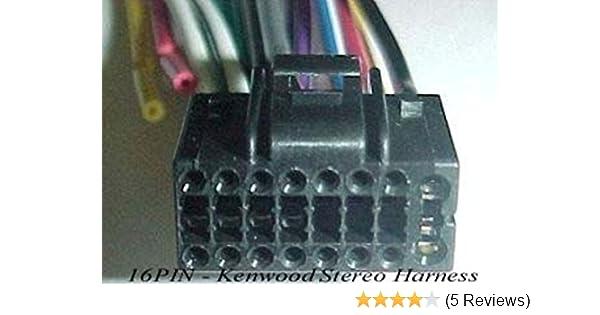 amazon com kenwood wire harness kdc 358u kdc bt558u kdc bt710hd kdc rh amazon com