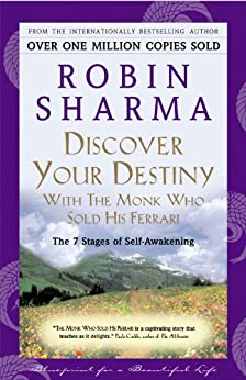 Discover Your Destiny With The Monk Who Sold His Ferrari