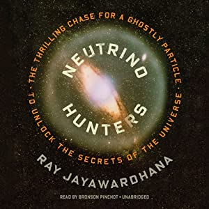 Neutrino Hunters Audiobook