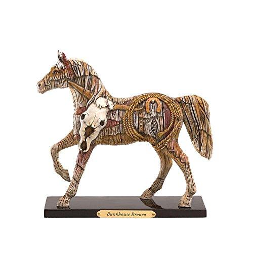 Painted Ponies Bunkhorse Bronco Figurine