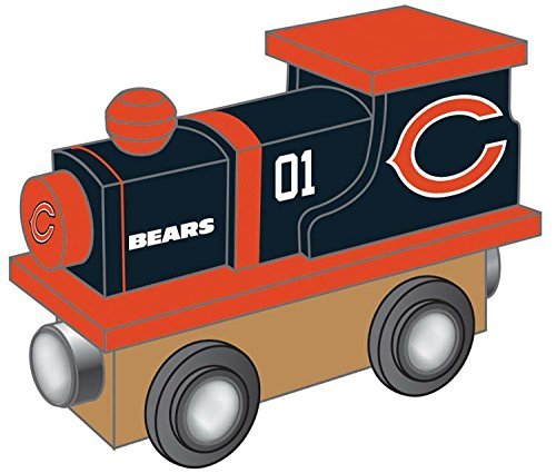 MasterPieces NFL Chicago Bears Toy Train
