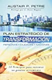img - for Plan Estrat gico de Transformaci n (Spanish Edition) book / textbook / text book