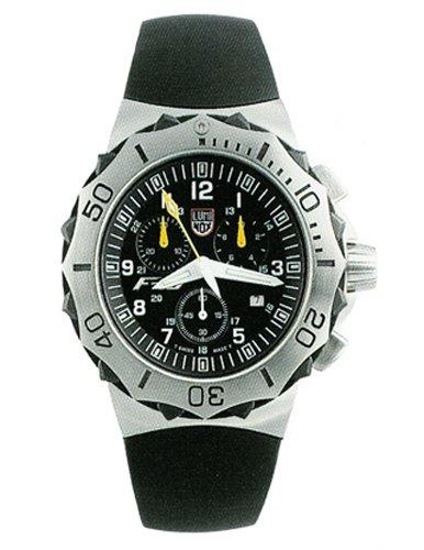 Luminox LU621 F-16 - Reloj de caballero de cuarzo