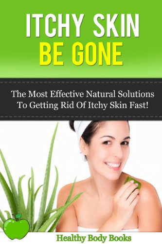 Itchy Skin Gone Effective Solutions ebook product image
