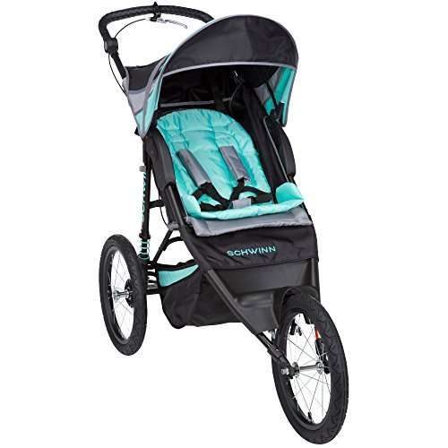 Jogging Stroller - Schwinn Arrow Jogging Stroller, Nightshade