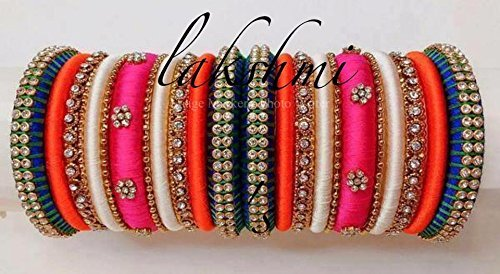 plated cz com gold dp fashion indian style bracelet bangles jewelry stone party amazon wear bollywood