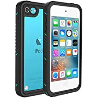 iPod Touch 5 & 6 Waterproof Case, Sweatproof Built-in Touch Screen for iPod Touch 5th & 6th Generation