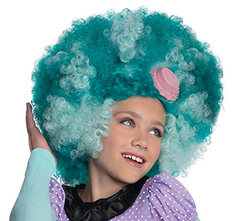 Swamp Monster Costume (Rubies Monster High Frights Camera Action Honey Swamp Wig, Child Size)