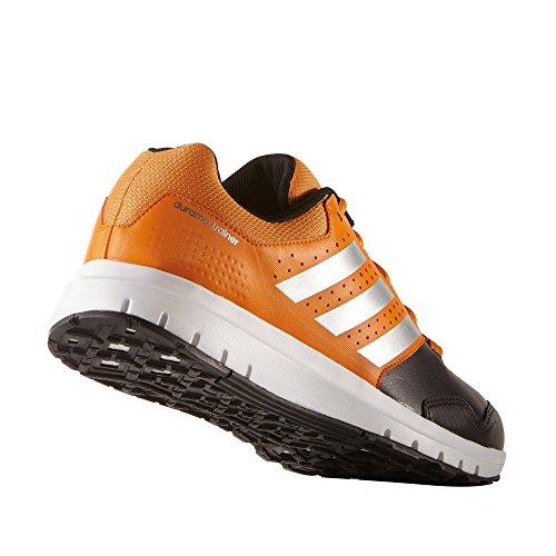 Gris Noir Orange Duramo De Chaussures Équipement orange Essentiel Trainer Running Argenté Mat Homme Entrainement Adidas gw8qUan
