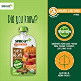 Sprout Organic Baby Food Pouches Stage 3 Plant