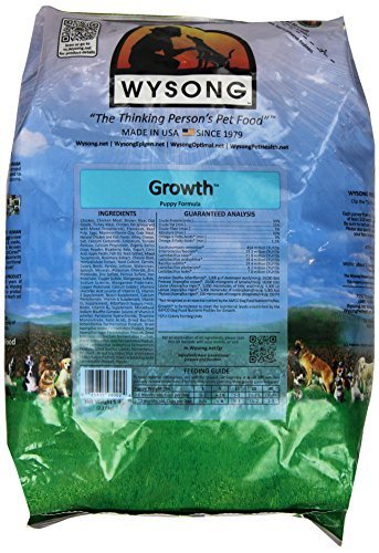 Wysong Growth canina Dry Diet, 5-pound by wysong Corporation