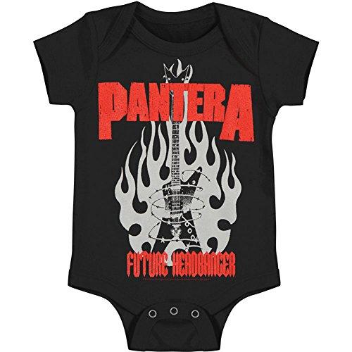 Pantera Baby Onesie - Infant: Pantera- Future Headbanger Onesie Infant Onesie Size 18 Mos