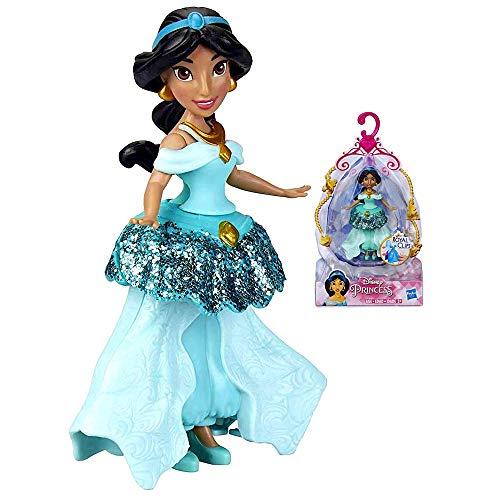 Jasmine Aladdin Royal Clip Disney Princess Action Figure -