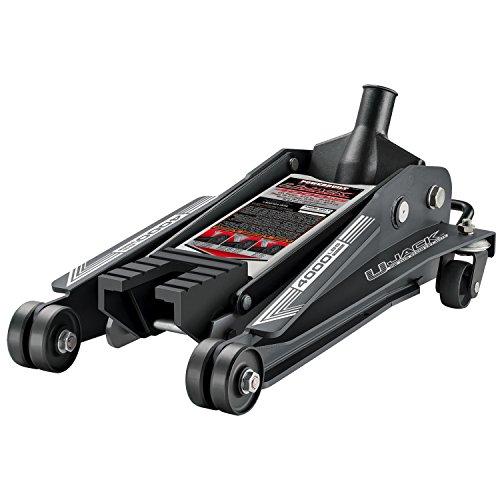 Powerbuilt 620516 4000 lbs UJack Garage Jack