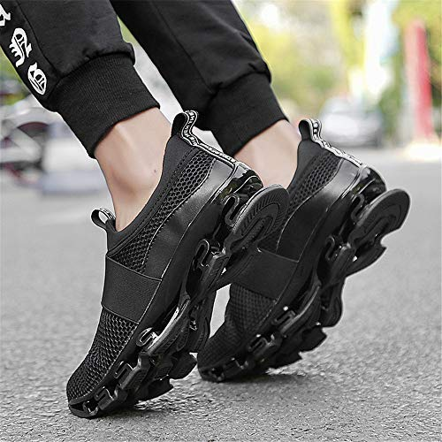 Mesh Athletic Mode Jogging Respirant Marche Course Mens De Casual Black Watelves dwbt Formateurs Gym Lger Baskets Chaussures Sports 6BFqxgZ