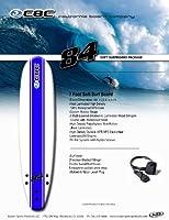 Keeper Sports Surfboard (7-Feet) from California Board Company