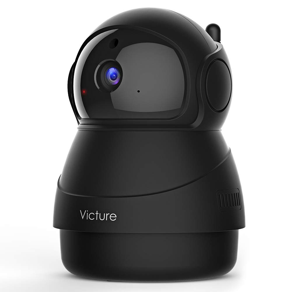 Victure 1080P FHD WiFi IP Camera Indoor Wireless Security Camera with Motion Detection Night Vision Home Surveillance Monitor with 2-Way Audio for Baby/Pet/Elder-1
