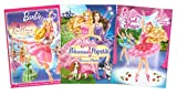 Barbie Collection # 6 (Barbie in the 12 Dancing Princesses / Barbie: The Princess & the Popstar / Barbie in the Pink Shoes)