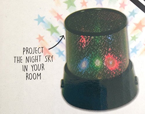 New HOT Seller Star Projector Night Sky Mood Night Light Lamp Nursery Romantic Color Changing Kids Teens Womens Mens Toddlers Baby Gift Children
