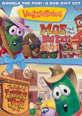 Veggie Tales: Moe and the Big Exit/The Ballad of Little Joe, Double Feature
