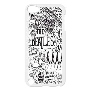 LSQDIY(R) The Beatles iPod Touch 5 Plastic Case, Personalised iPod Touch 5 Case The Beatles