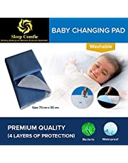 Baby Waterproof Changing Pad (washable) Premium Quality for Delicate Skin