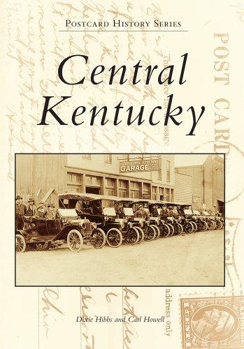 Central Kentucky:  Bullitt,  Marion,  Nelson,  Spencer,  and  Washington  Counties   (KY)  (Postcard  History  Series)