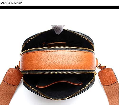 Hombro Mujer Bolso WINE Black de Bolso Sastre Bolsas FONKIC RED de de Hombro para Bolso pequeño wzB1Yfq