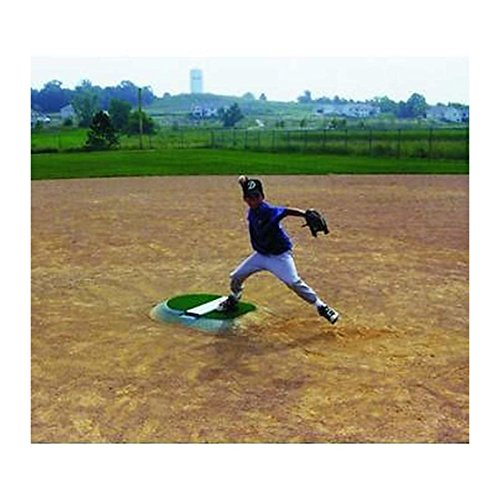 Portolite Economy 4'' Youth Portable Baseball Pitching Mound TPM-4434 by Portolite
