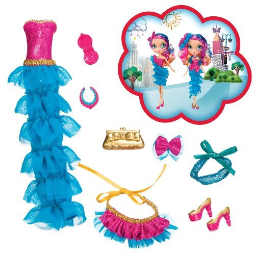 La Dee Da Fashion Accessory Girls' Night Out (La Dee Da Doll Clothes)