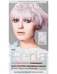 L'Oréal Paris Feria Pastels Hair Color, P12 Lavender...